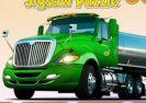 18 Wheeler Jigsaw Puzzle Game