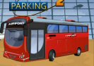Airport Bus Parking 2 Game