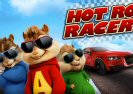 Alvin E I Chipmunks Hot Rod Racers Game