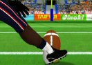 American Football Kicks Game