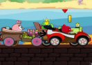 Angry Birds Super Race Game
