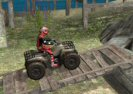 Atv Trials Beach Game