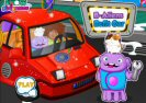 B-Aliens Refit Voiture Game