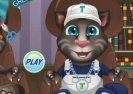 Baby Talking Tom Great Makeover Game