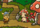Bad Viking The Curse Of Mushroom King Game