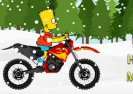 Bart Snow Ride 2 Game