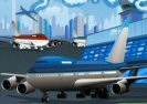 Parking De Boeing 747 Game