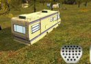Kamper Kombi Parking 3D
