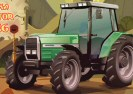 China Tractor Racing Game