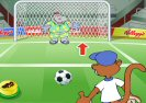 Coco & Flood Penalty Show Game