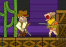 Cowboy Zombie Hunter Game
