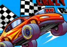 Crazy Car Race Game