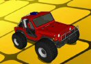 Crazy Jeep Parkering Game
