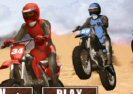 Dirt Bike Utrke Game