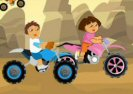 Dora The Explorer Racing Game
