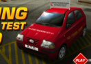 Driving License Test 3D Game