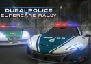 Dubai Police Super Cars Rally Game