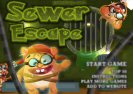 Escape In Sewer Game