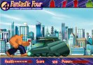 Fantastic Four Rush Crush Game