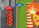 Fire Truck Emergency Game