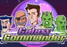 Galaxy Commandant Game