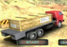 Heavy Truck Parking 3D Game