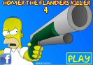 Homer The Flanders Killer 4 Game