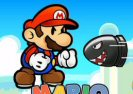Mario Missiles Challenge Game