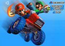 Mario Trekker Race Game
