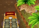 Mega Jurassic Parking Game