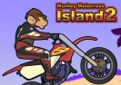 Monkey Motocross Island 2 Game