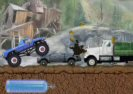 Monster Truck Revolution Game