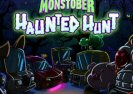 Monstober Haunted Hunt Game