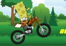 Motorbike Spongebob Game