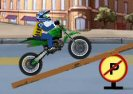 Motorcycle Fun Game