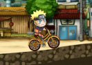 Naruto Bike Delivery Game