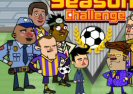 New Season Soccer Challenge Game