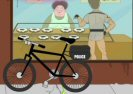 Petty Theft Bicycle Game