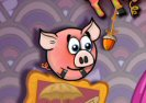 Piggy Wiggy 3 Nødder Game