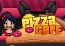 Pizza Cafe Game