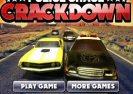 Police Chase Crackdown Game