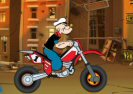 Popeye Adventure Ride Game
