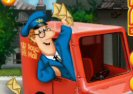 Postman Pat Special Delivery Service Game
