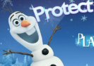 Protect Olaf Game