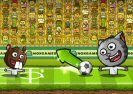 Puppet Soccer Zoo Game