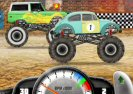 Des Courses De Monster Trucks