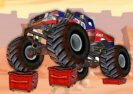 Real Monster Truck Game