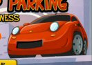 Folie De Parking Sur Le Toit Game