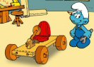 Smurfs Handy Car Game
