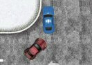Snow Muscle Parking Game